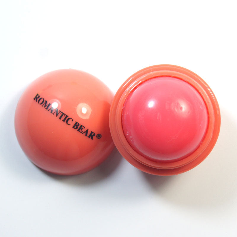 Lip Gross Enhancer 6 color Natural Plant Organic Sphere