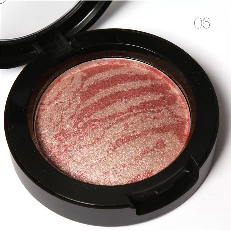 HOT Makeup Baked Blush Palette Cheek Color Blusher