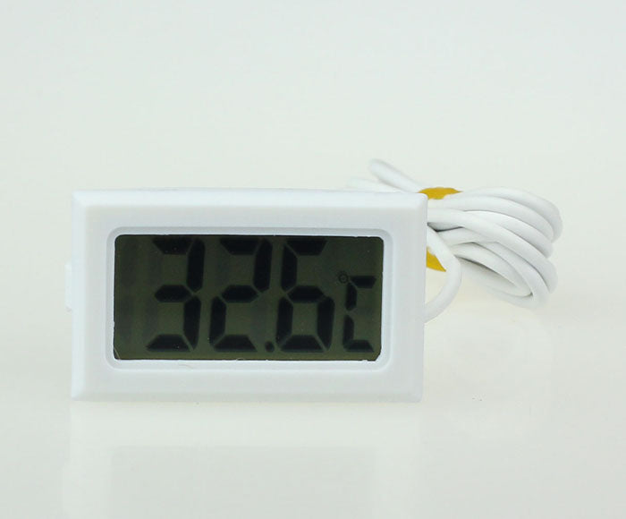 LCD Digital Thermometer Probe Fridge Freezer Temperature for Refrigerator -50~ 110 Degree