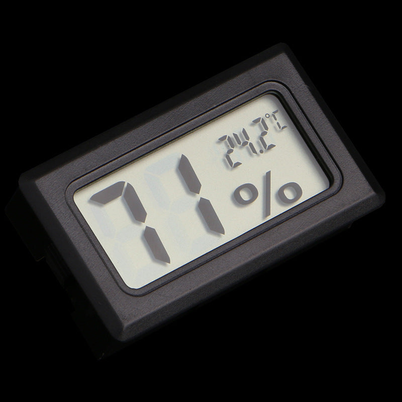 Mini LCD Digital Thermometer Humidity Hygrometer Indoor Convenient Temperature Sensor