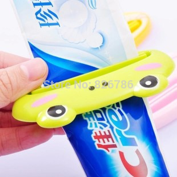 Creative Cartoon Animal Automatic Toothpaste Squeezer Machine