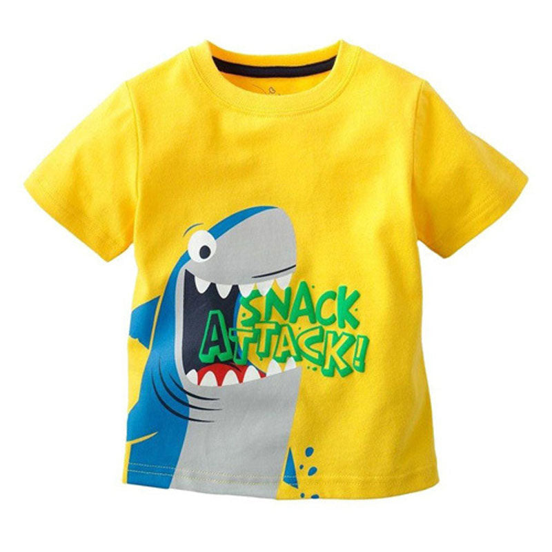 High Quality New T-shirt Kids Clothes