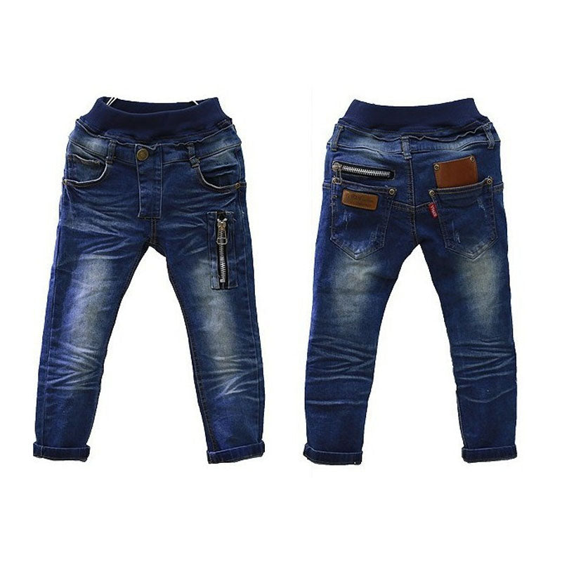 New Boys Fashion Jeans Casual Pants