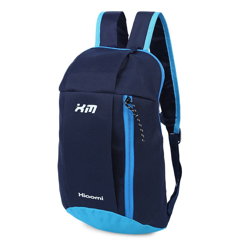 Small Light Backpacks Cool Canvas Bicycle Travel Waterproof Oxford Bucket Bag