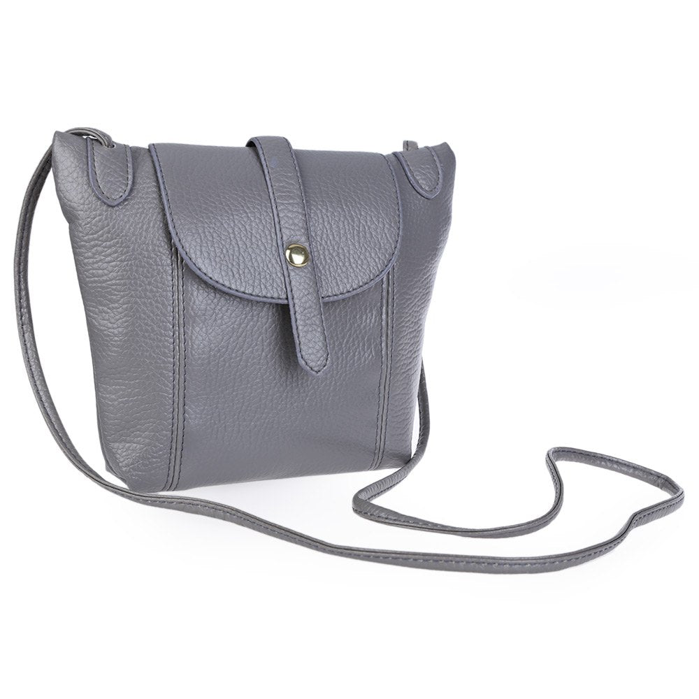 Leather Crossbody Handbags Fashion Mini Shoulder Bag