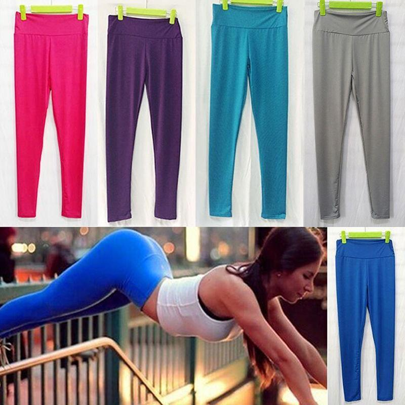 High Elastic Yoga Fitness Sport Legging Pants