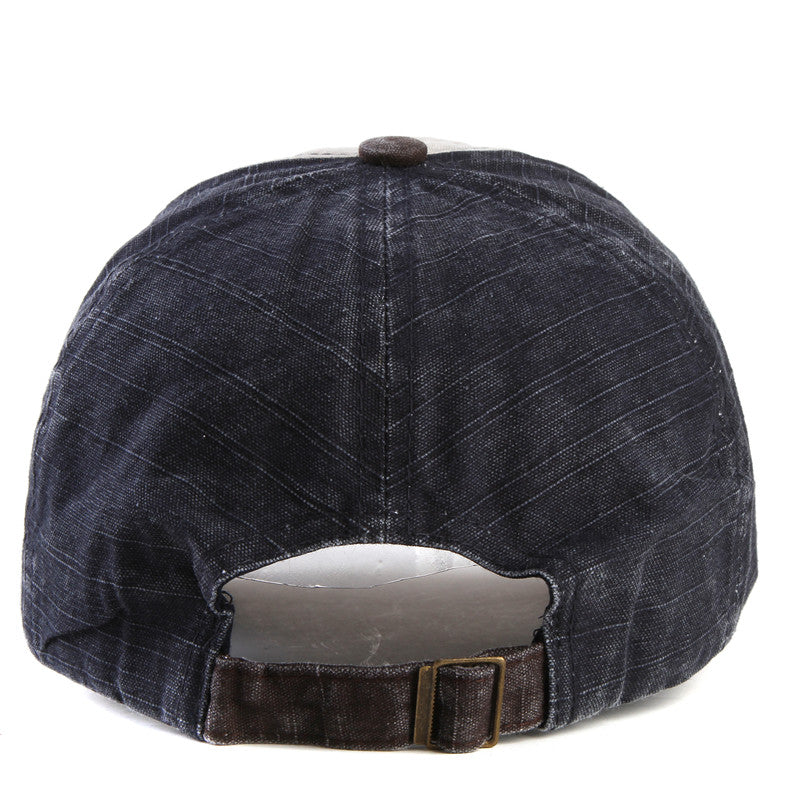 Cotton Fitted Snap Back
