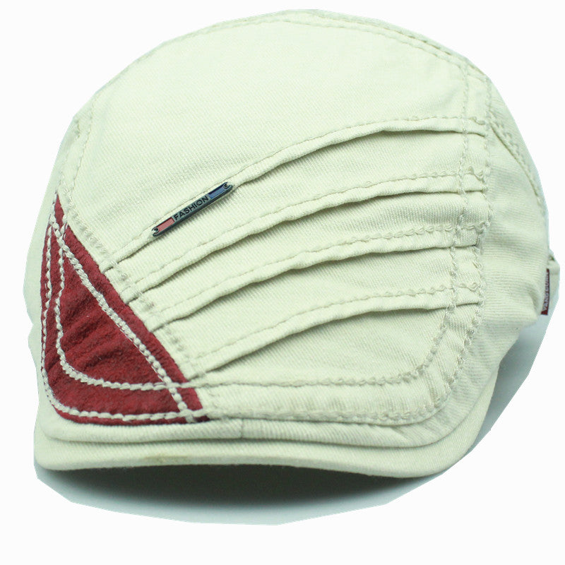 Fashion Visors Beret Cap Cotton Outdoor Hats for Men & Women