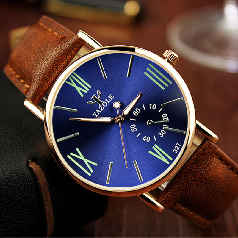 Luxury Quartz Watch For Mens