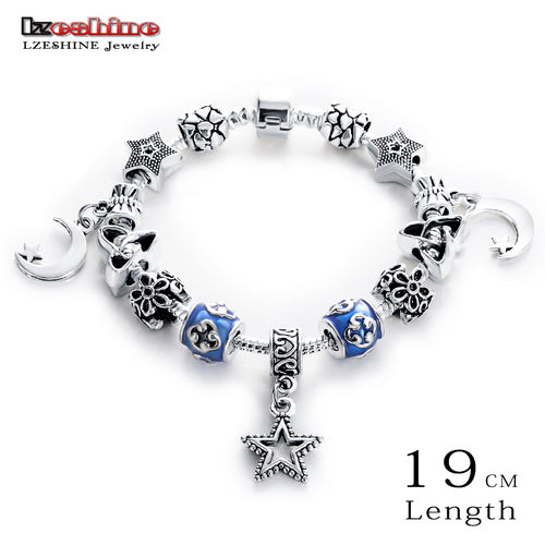 Charm Fit Bracelets With Colorful Beads