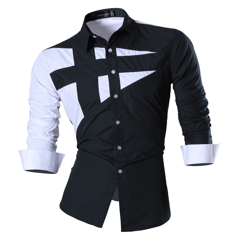 Spring Features Slim Fit Shirt