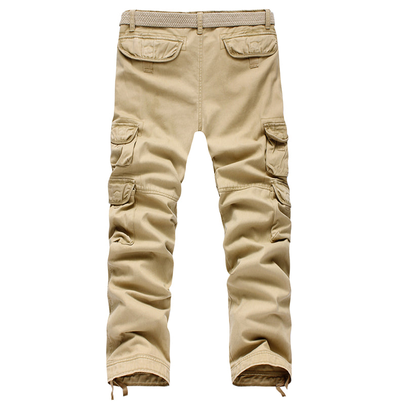 Casual Loose Outdoors Zipper Pants