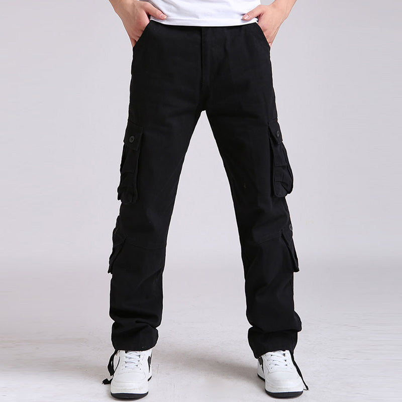 High Quality Men's Cargo Joggers Pants