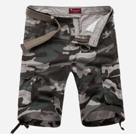 Military Camouflage Men Short