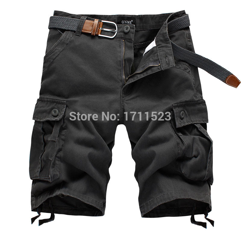 Hot Army Camouflage Work Casual Bermuda Short