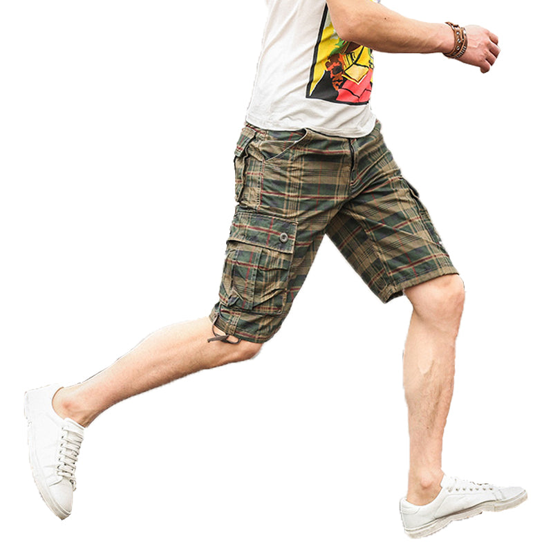 Casual Cargo Men Fashion Short