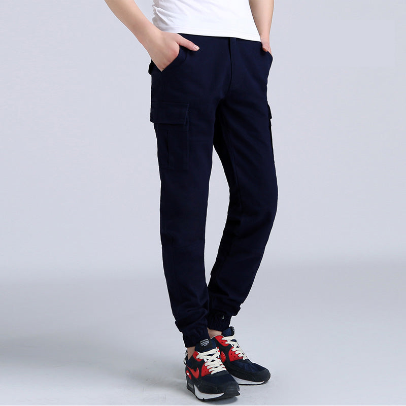 Hip Hop Skinny Camouflage Men Pants