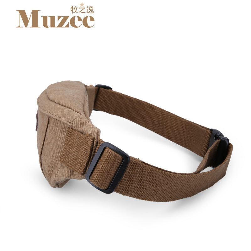 Multi-Functional Men Waist Bag at