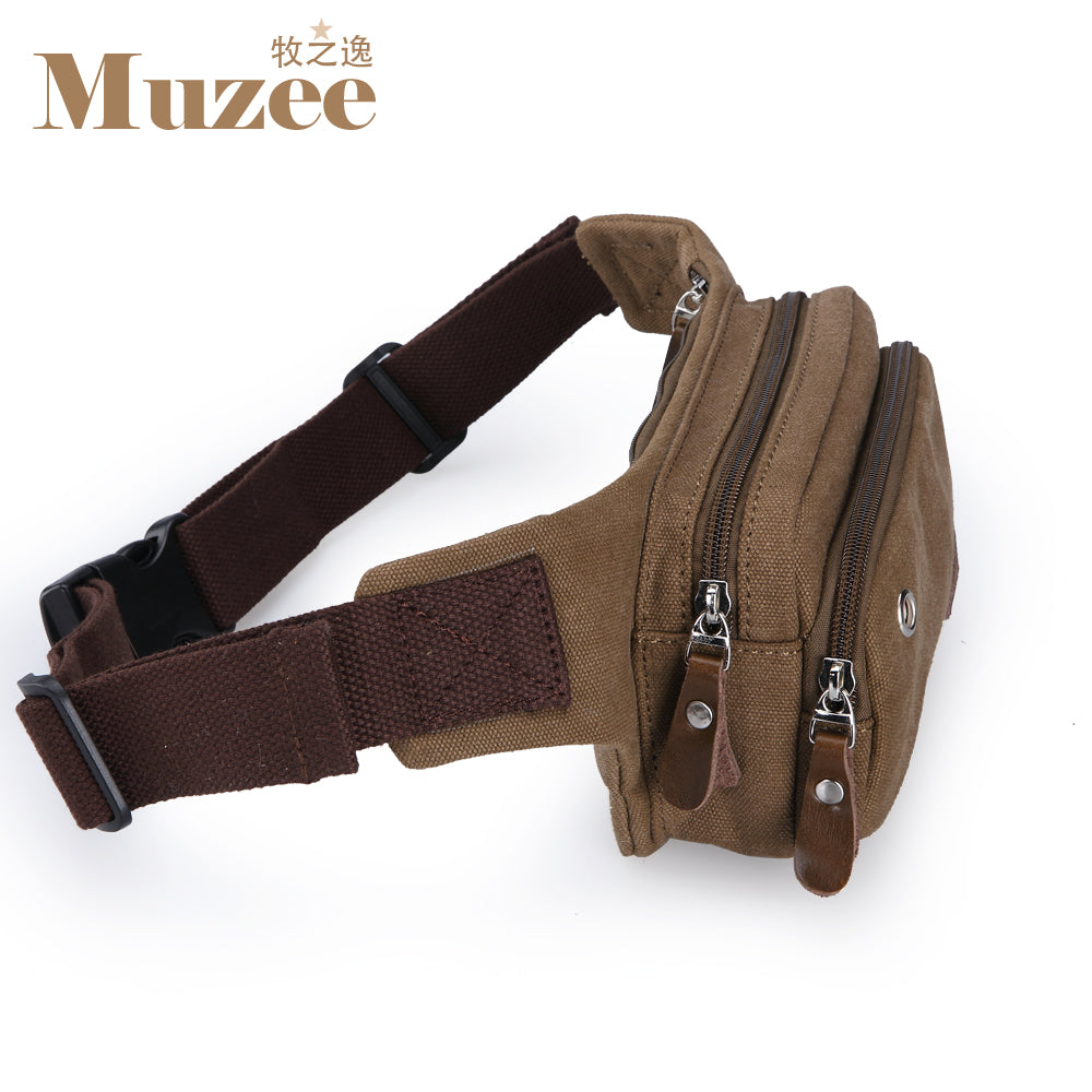 Multi Functional Fashion Waist Bag