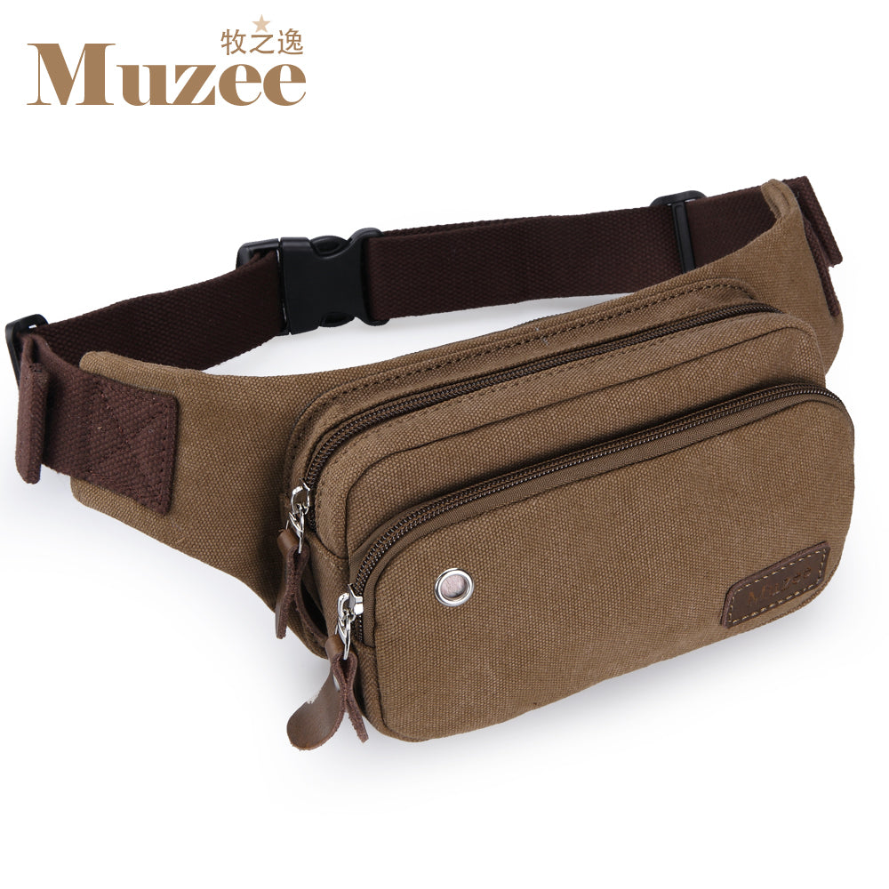 Multi Functional Fashion Waist Bag at
