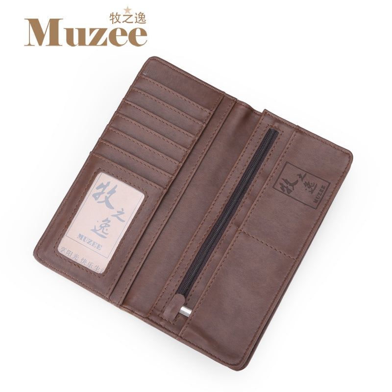 Canvas Money Clip Card Holder Wallet