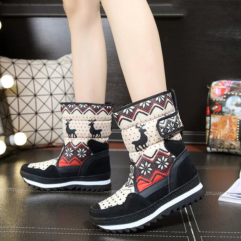 Waterproof Super Warm Winter Snow Boots