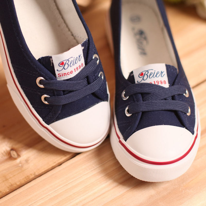 Casual  High-Quality Canvas Shoe