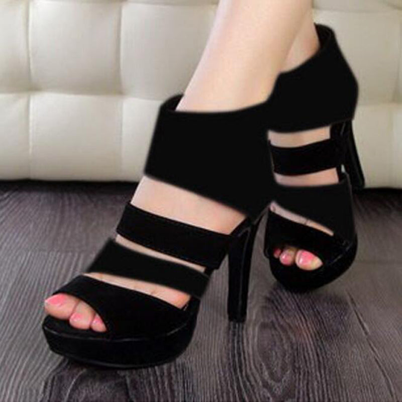 High Quality Comfortable Sandals Cover Heel