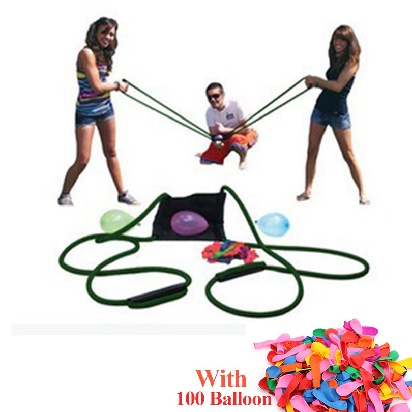 100Pcs Water Balloon Fight Outdoor Toys