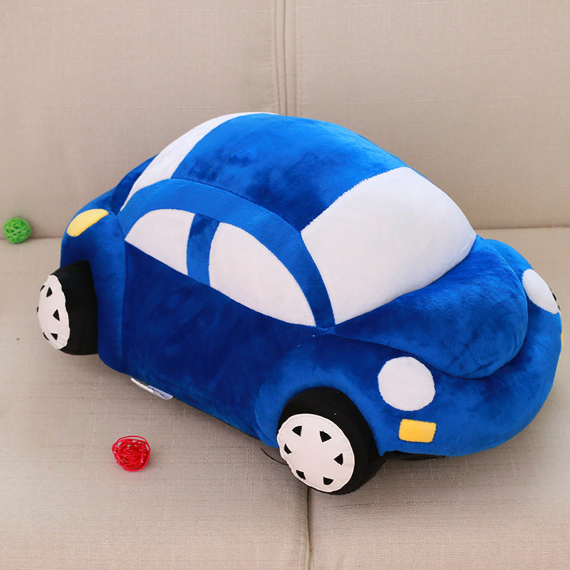 Cute Car Model Plush Toy