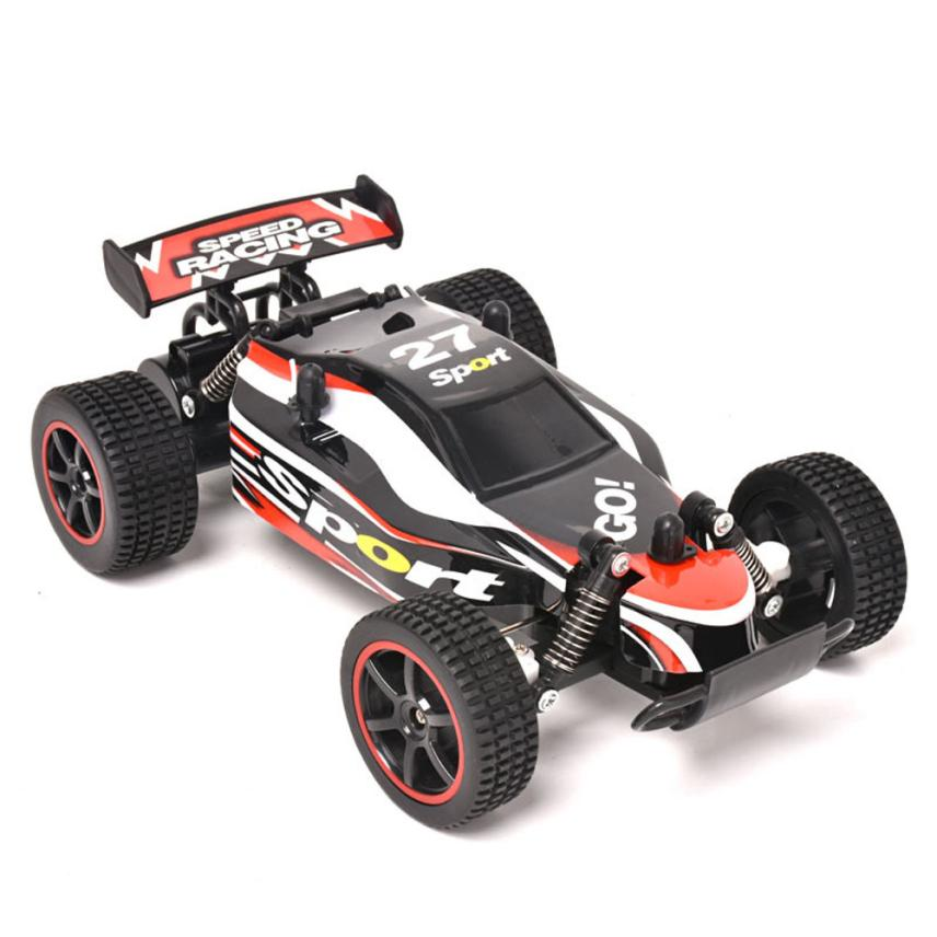 2.4GHZ 2WD Radio Remote Control Off Road RC RTR Racing Car Truck
