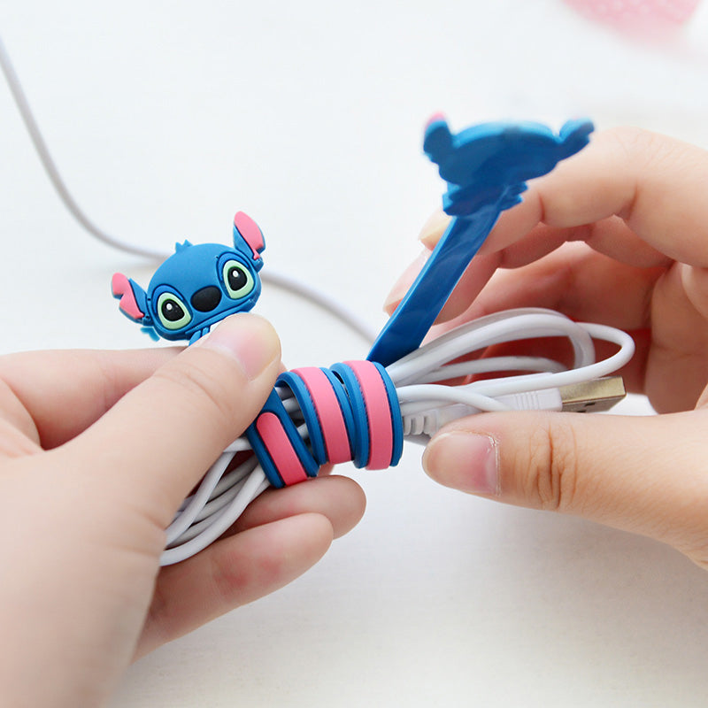 Creative Lovely Classic Adorable Long Strip Winding Thread Tool Device
