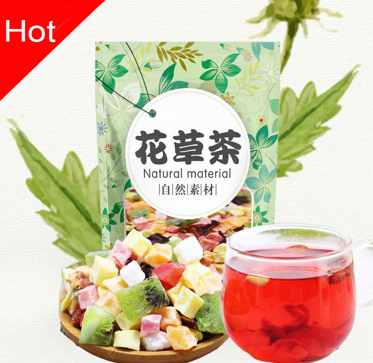 Natural Chinese Fruit Tea Flower