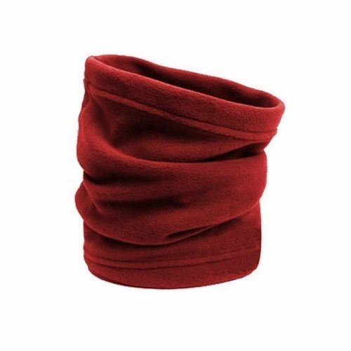 Polar Fleece Thermal Balaclava Neck Gaiter Warmer Turtles Neck Tube Face Mask