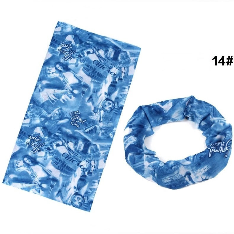 Multi-Colors Outdoor Headband
