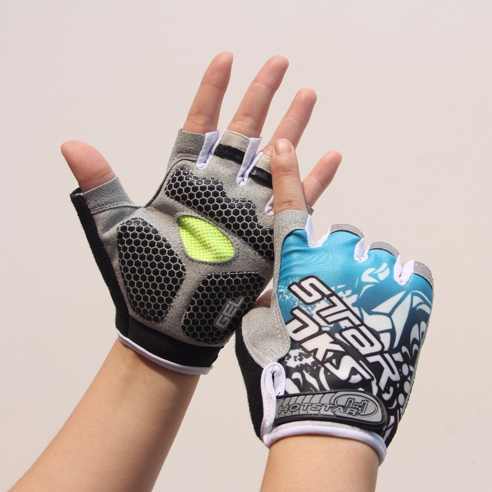 Unisex High Quality Sports Gloves For Gym Fitness Exercise Power Training Body Building
