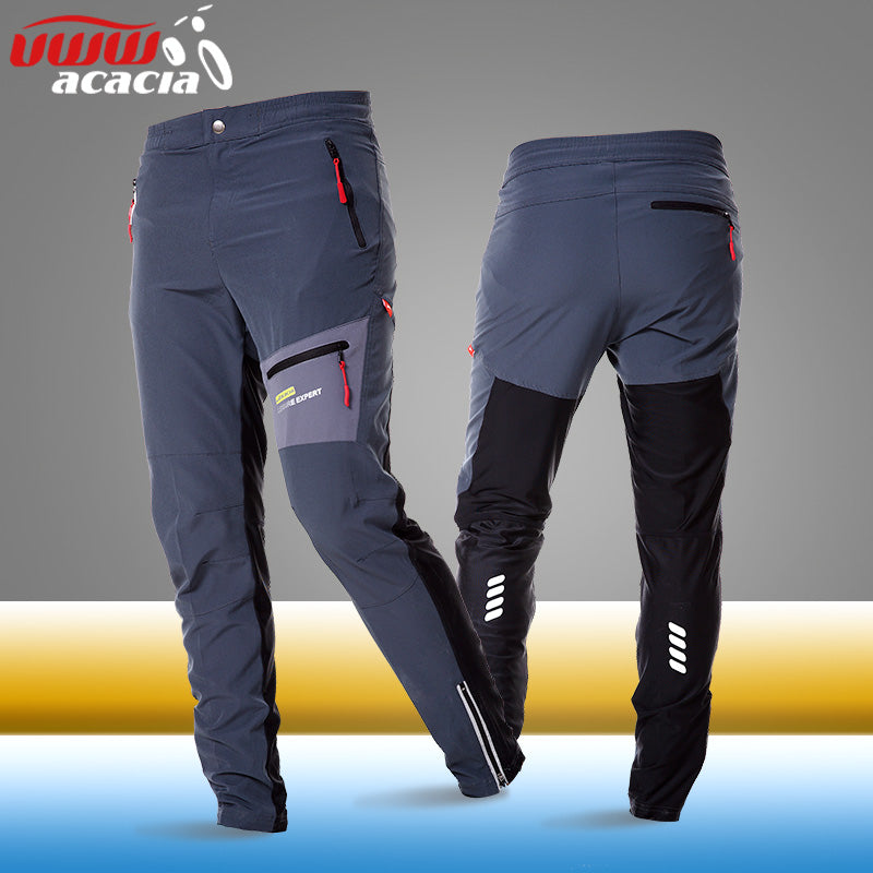 Elastic Waist Breathable Pants