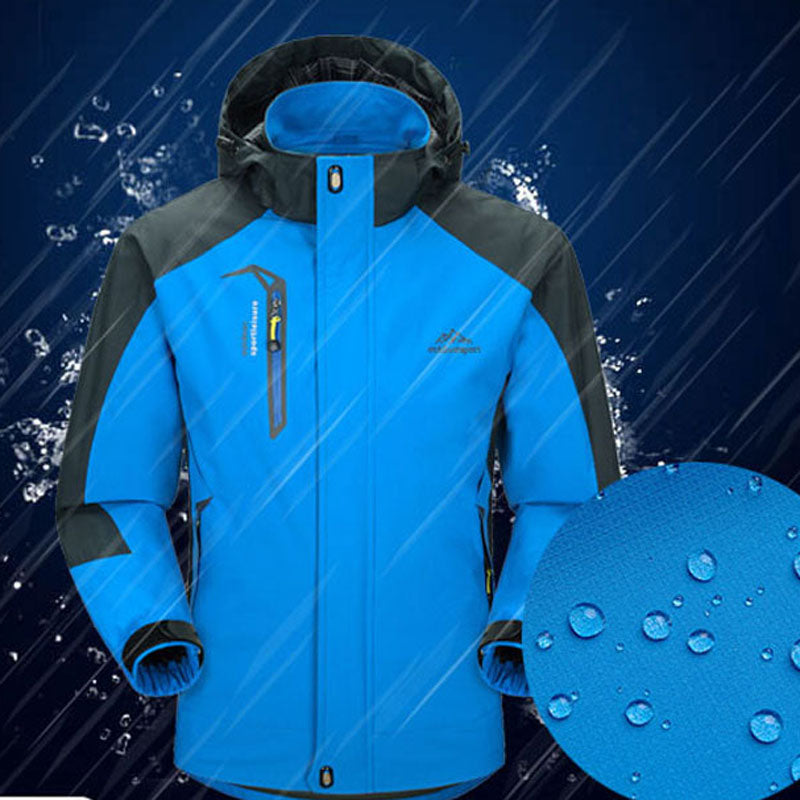 Outdoor Waterproof Windproof Camping Trekking Climbing Coat