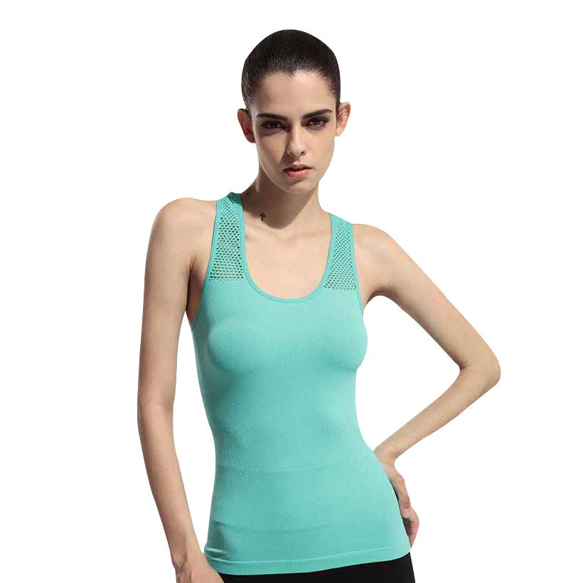 Women Yoga Fitness Shirts