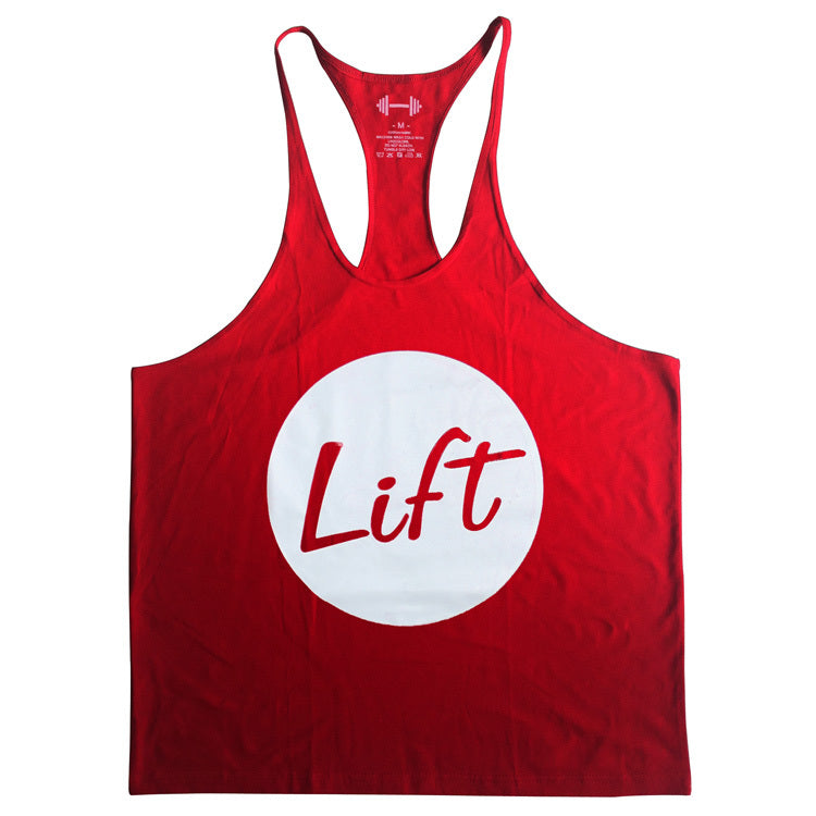 Tank Top Bodybuilding Stringers Sportswear Clothes