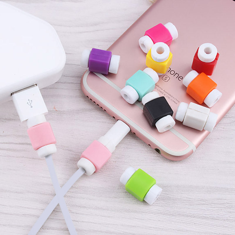 USB Charging Cable Protector For IOS & Android