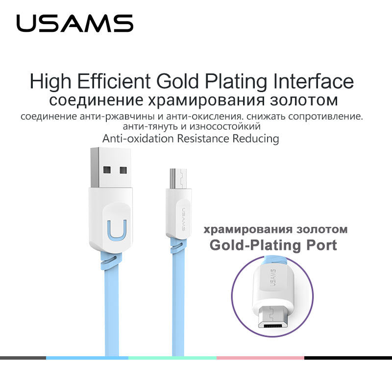 Micro USB Mobile Phone Data Cable