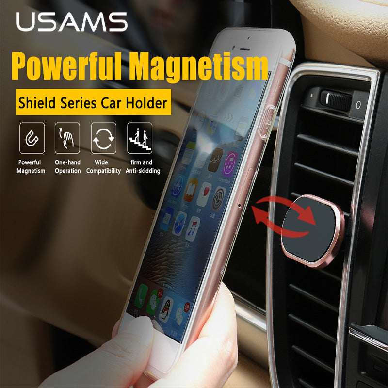 Magnetic Air Vent Mount Car Phone Holder