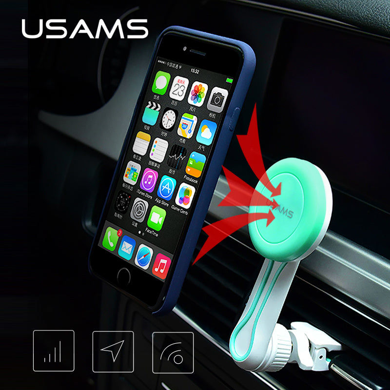 Magnetic Phone Holder for IPhone & Android