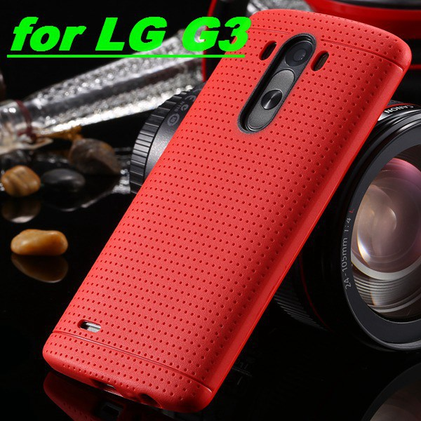 Durable Phone Cover For LG Optimus G3 D855 F400k F400 VS985