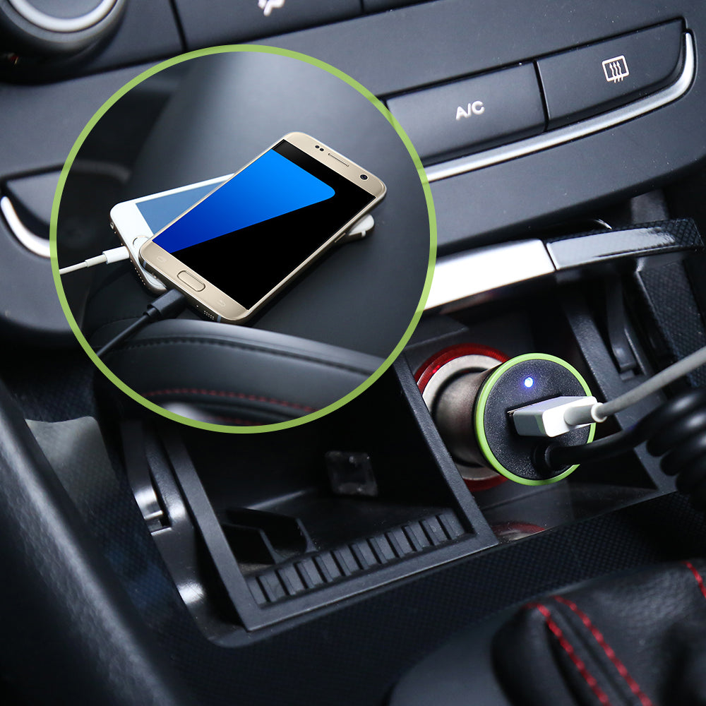 Universal Single Port USB Car Charger