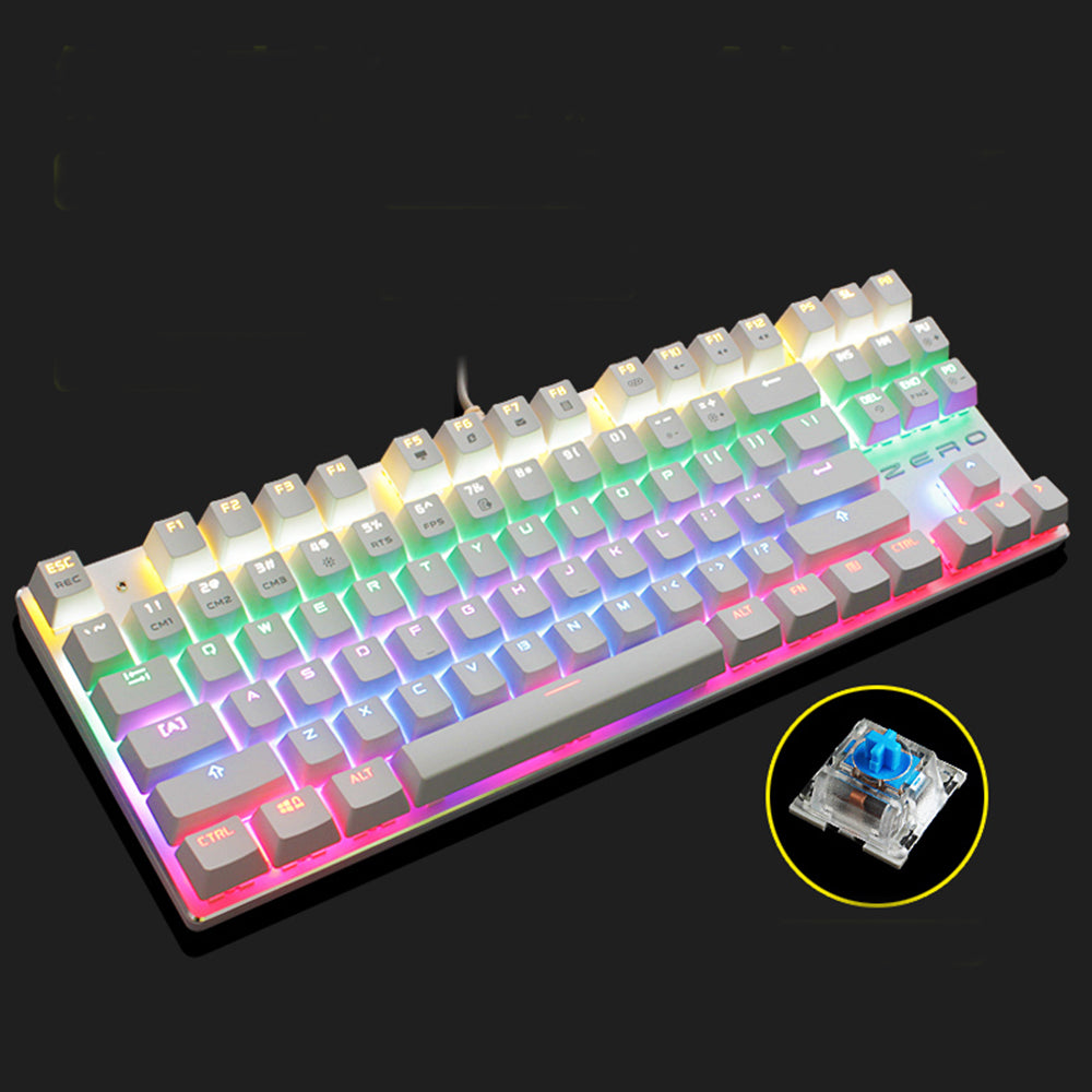 LED Backlit Gaming Mechanical Keyboard