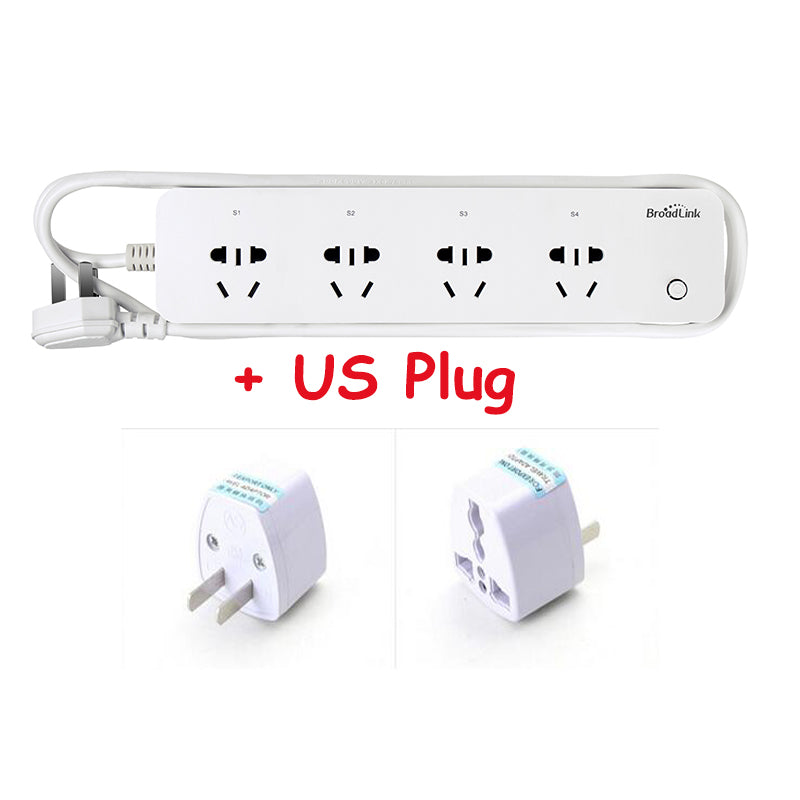 Broadlink MP1 Smart Home Power Plug WIFI