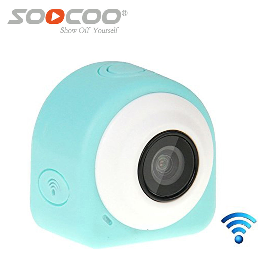Original SOOCOO G1 Mini Cute WiFi Full HD 1080P Waterproof Sport Action Camera