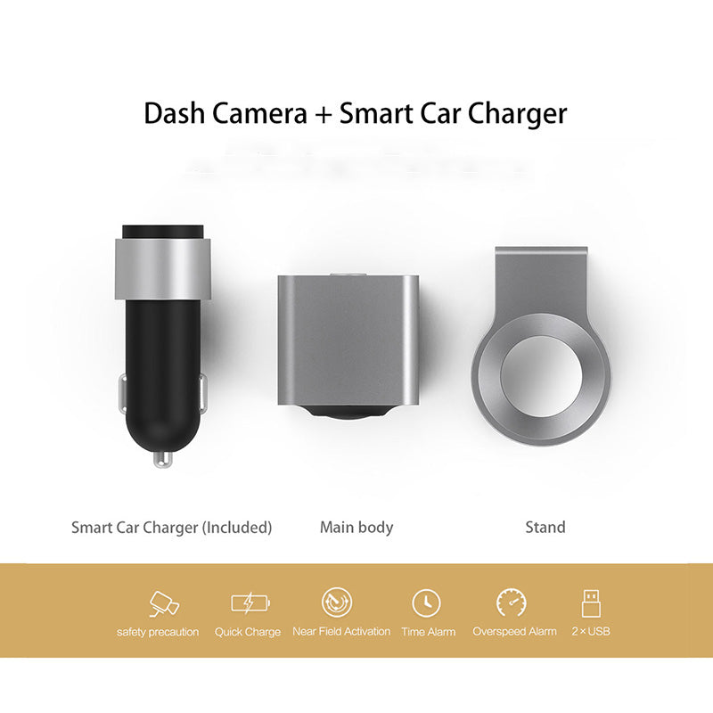 Autobot Eye Smart Dash Camera for Car